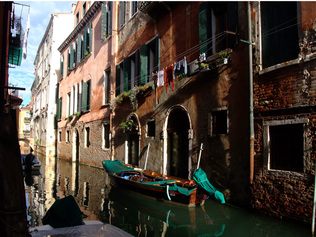 Un petit bout intime de Venise