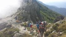 Corse, GR 20 Sud 2018