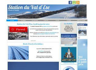 Ski en Corse
