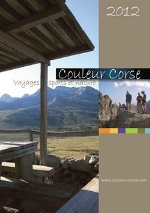 Nouvelle brochure Couleur Corse !