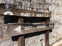 """Mare e Monti Sud... 1ers départs, 1ères """"reco"""" !"""