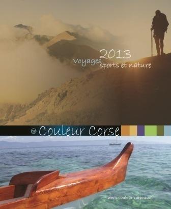 La nouvelle brochure Couleur Corse est arrivée !