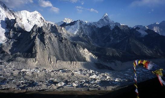 Trek au Népal.
