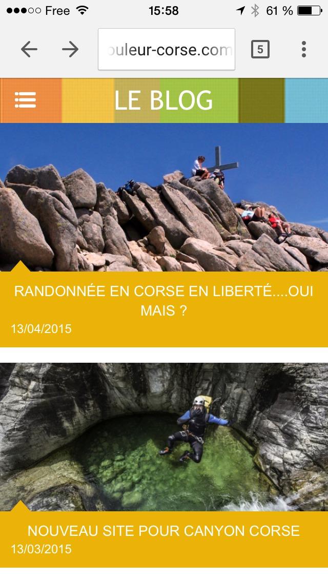 Blog de Couleur Corse