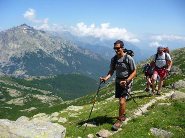 La randonnée en Corse, sous toutes ces formes
