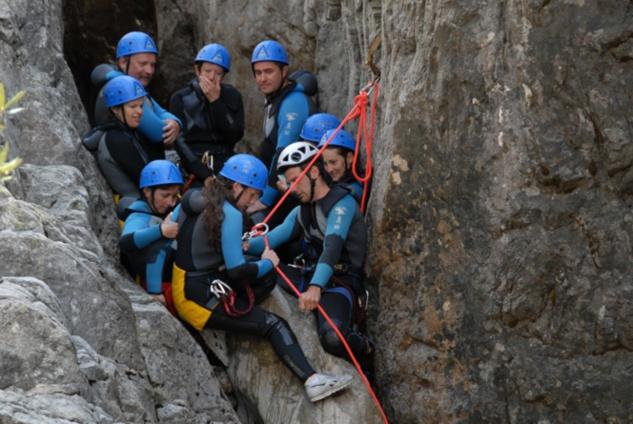 Multi activité canyoning en Corse