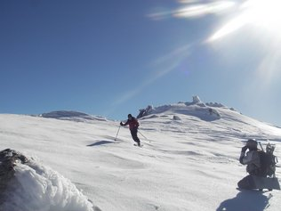 ski au Renosu