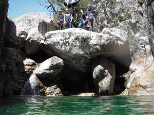 Canyon Corse : préparatifs pour la saison