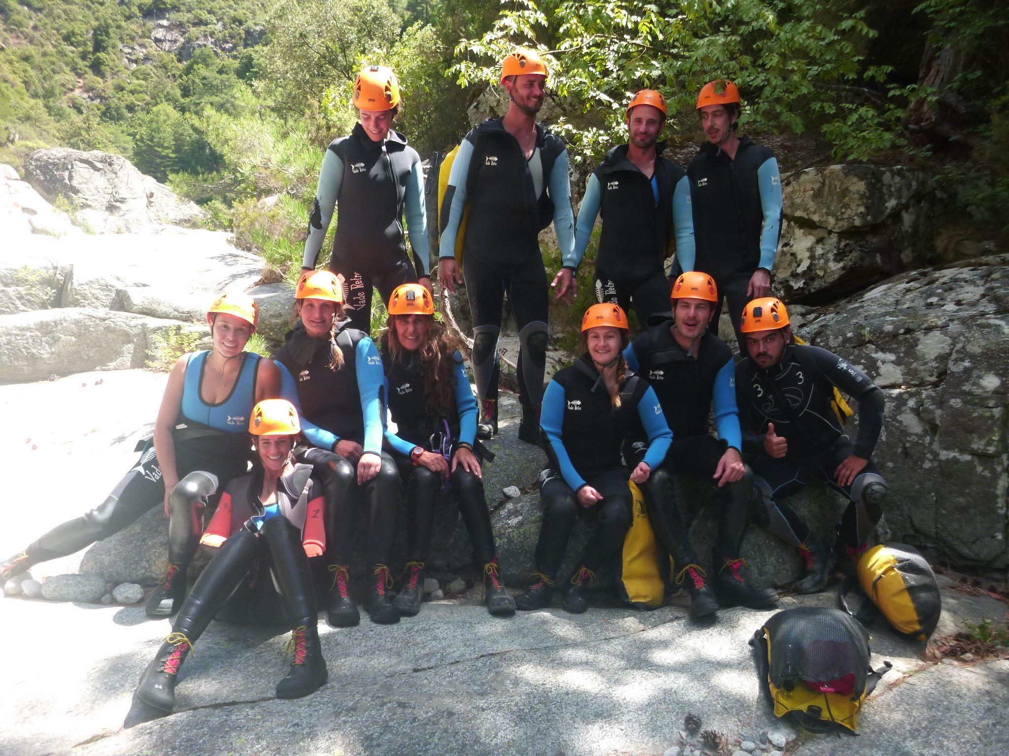 La Corse aventure, circuit multi activité en famille