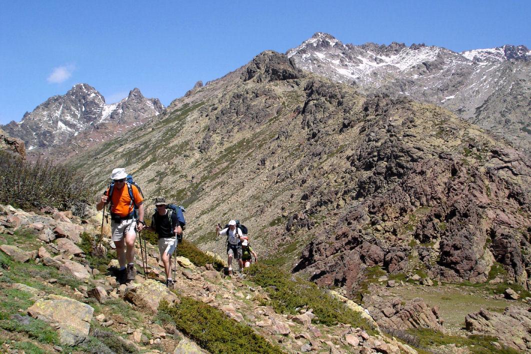 Comment gérer la canicule en montagne en Corse?