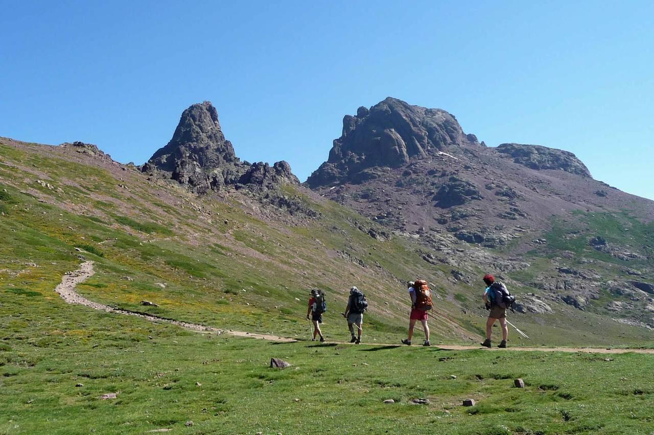 La haute montagne en Corse
