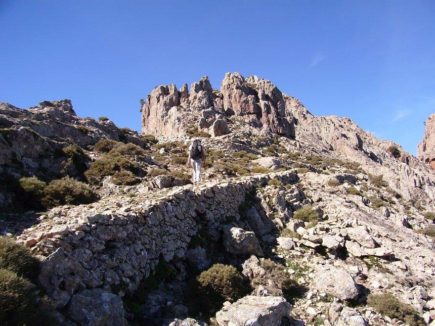 Autotour et randonnée en Corse