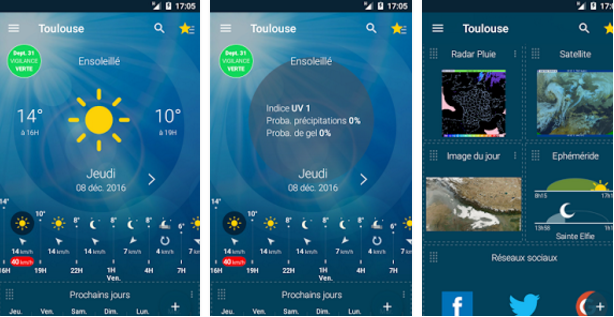 Les applications smartphone indispensables pour la montagne