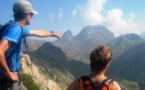 "Rando organisée en Corse: ""Entre mer et montagne"""