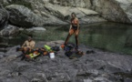 Le retour de la saison du Canyoning en Corse